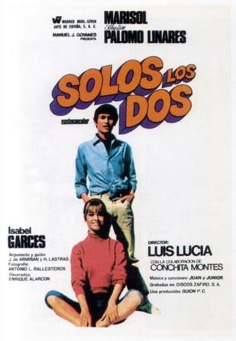 Poster of Solos los dos
