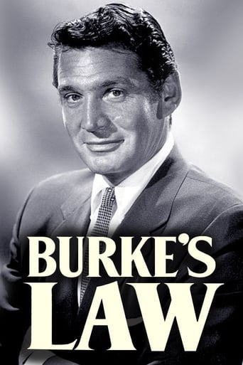 Poster of Burke's Law