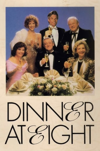 Poster of Dinner at Eight