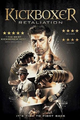 Poster of Kickboxer: Retaliation