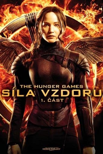 Poster of Hunger Games: Síla vzdoru 1. část
