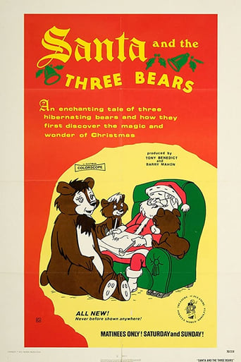 Poster of Santa and the Three Bears