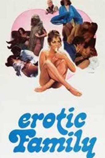 Poster of Erotic Family