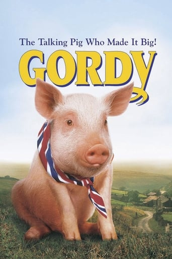 Poster of Gordy