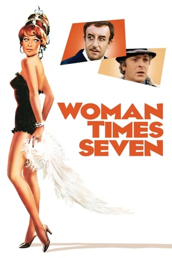 Poster of Woman Times Seven