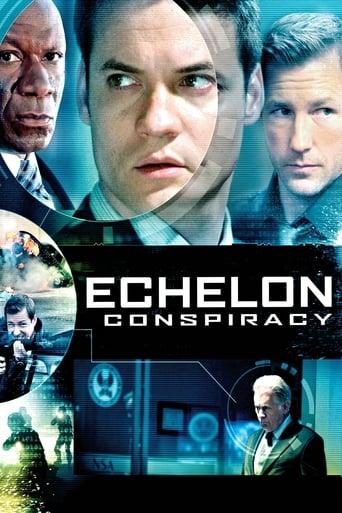 Poster of Echelon Conspiracy