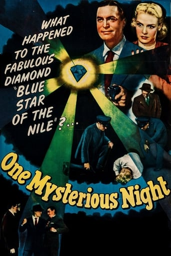 Poster of One Mysterious Night