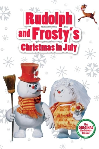 Poster of Rudolph and Frosty's Christmas in July