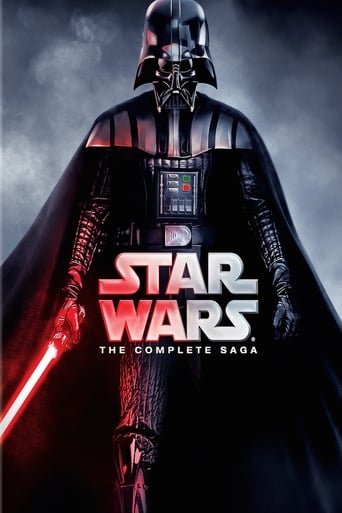 Poster of Star Wars: The Complete Saga