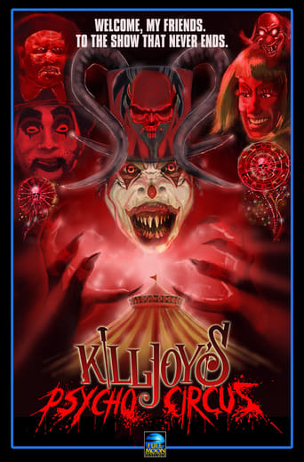 Poster of Killjoy's Psycho Circus