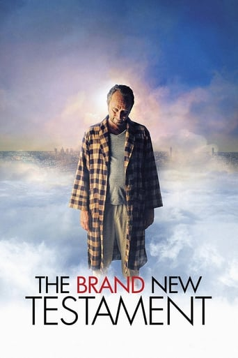 Poster of The Brand New Testament