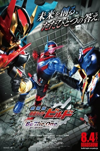 Kamen Rider Build: Be The One poster