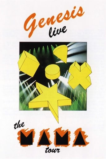 Poster of Genesis - The MAMA Tour