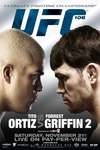 Poster of UFC 106: Ortiz vs. Griffin 2