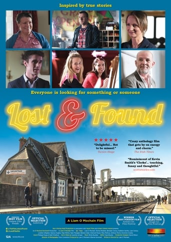 Poster of Lost and Found