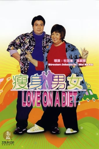 Poster of Love on a Diet