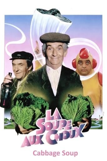 Poster of Cabbage Soup