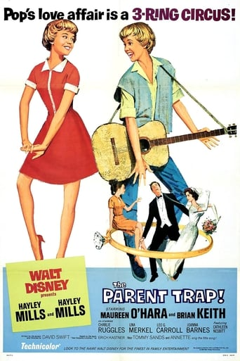 Poster of The Parent Trap