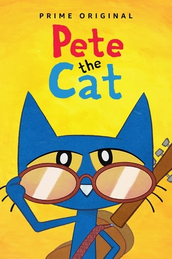 Poster of Pete the Cat