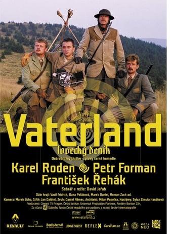 Poster of Vaterland - Lovecký deník