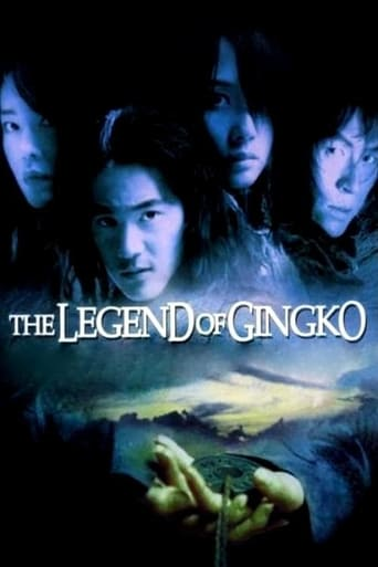 Poster of The Legend of Gingko