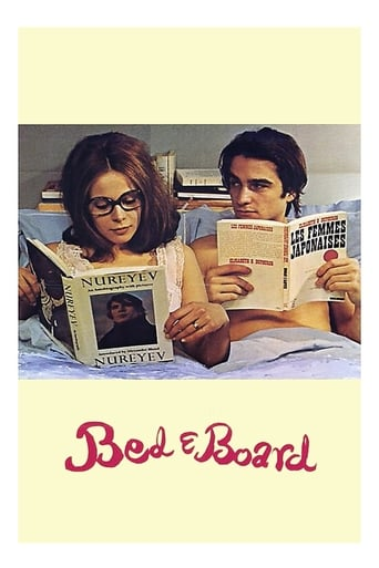 Poster of Bed and Board