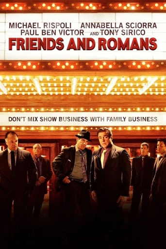 Poster of Friends and Romans