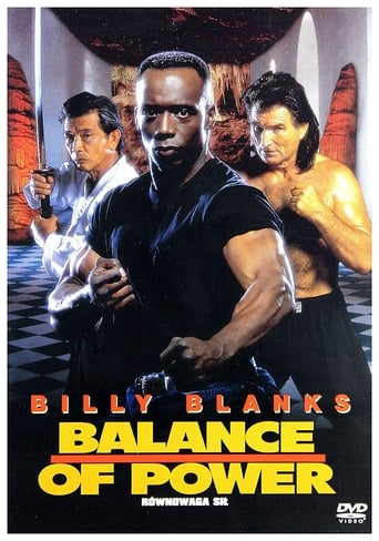 Poster of Balance of Power
