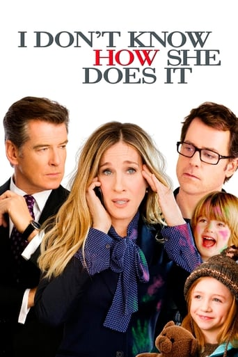 Poster of I Don't Know How She Does It