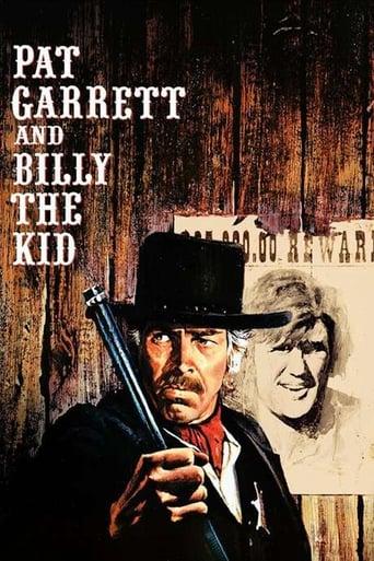 Poster of Pat Garrett & Billy the Kid