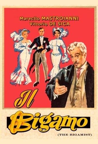 Poster of The Bigamist