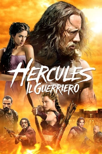 Poster of Hercules - Il guerriero