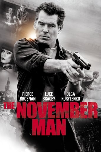 Poster of November Man