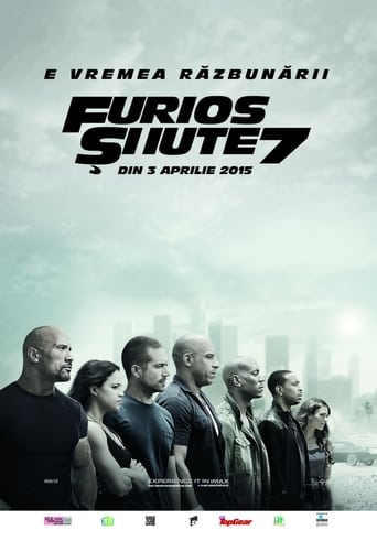 Poster of Furios și iute 7