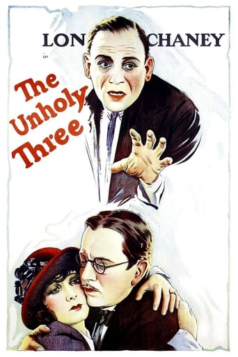Poster of The Unholy Three