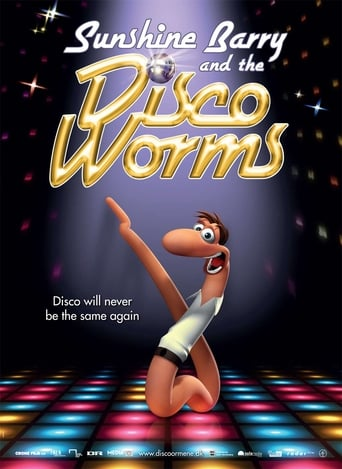 Poster of Sunshine Barry & the Disco Worms