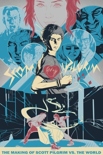Poster of The Making of 'Scott Pilgrim vs. the World'
