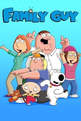 Poster of Family Guy