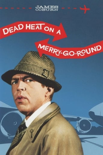 Poster of Dead Heat on a Merry-Go-Round