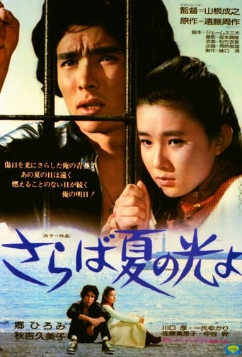 Poster of Light and Shade of Youth