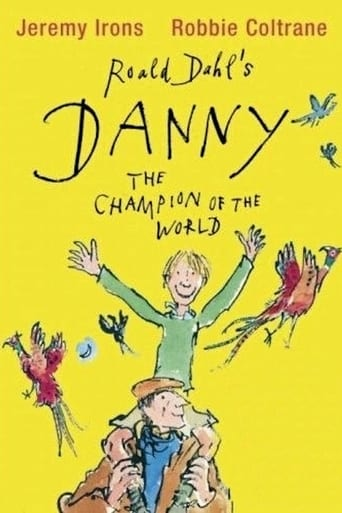 Poster of Danny, The Champion of the World