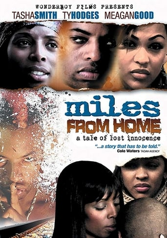 Poster of Miles from Home