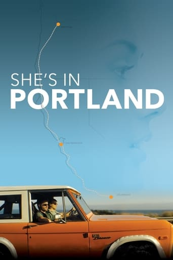 Poster of She's In Portland