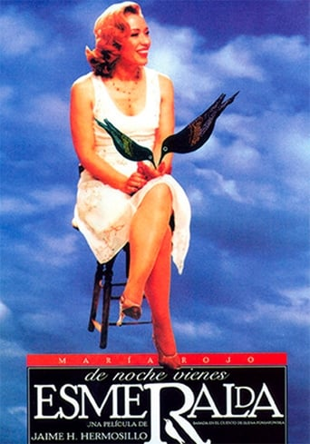 Poster of Esmeralda Comes by Night