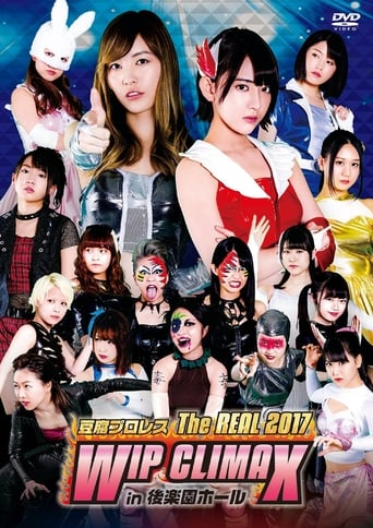 Poster of Tofu Pro-Wrestling