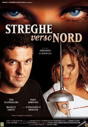 Poster of Streghe verso nord