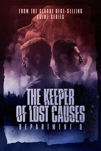 Poster of The Keeper of Lost Causes
