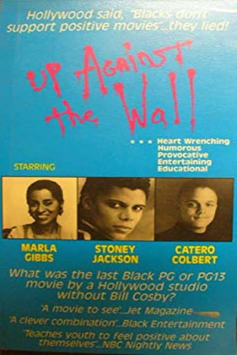 Poster of Up Against the Wall