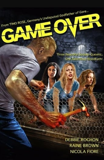 Poster of Game Over