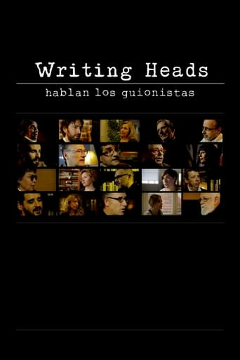Poster of Writing Heads